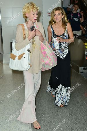 Angel McCord and AnnaLynne McCord