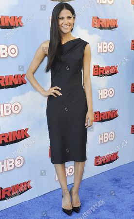 Stock Picture of Melanie Kannokada