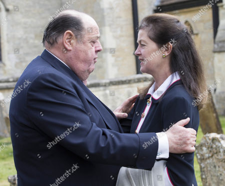 Sir Nicholas Soames, grandson of Sir Winston Churchill and Lady Henrietta Spencer-Churchill