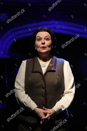 Stock Picture of Isla Blair as Lady Caroline Byng