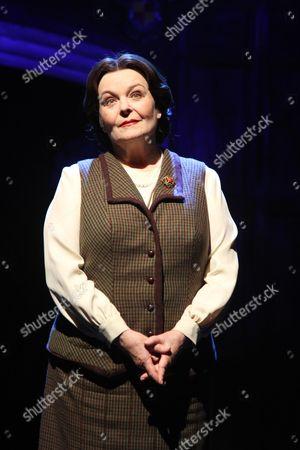 Stock Photo of Isla Blair as Lady Caroline Byng