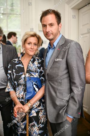 Martha Lane Fox and Chris Gorell Barnes - Blue Trustee