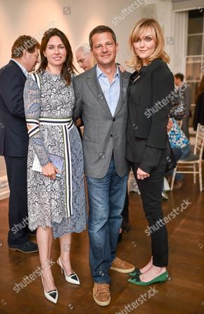 Editorial picture of Blue Marine Foundation's 5th birthday party, London, Britain - 08 Jun 2015
