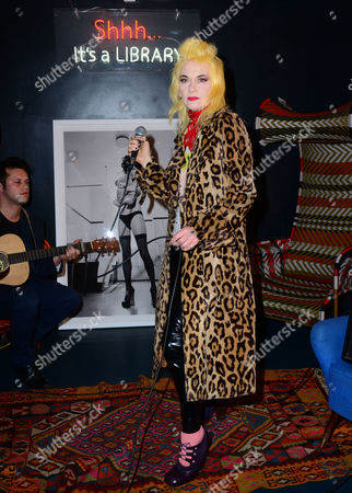 Pam Hogg, with Kate Garner photo of Kate Moss, estimate £2,500-£3,000