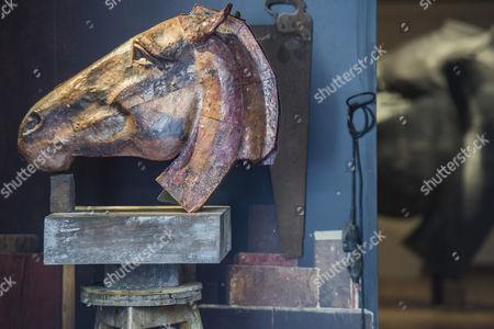 Sculpture by Nic Fiddian-Green