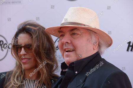 Gene Cornish and guest