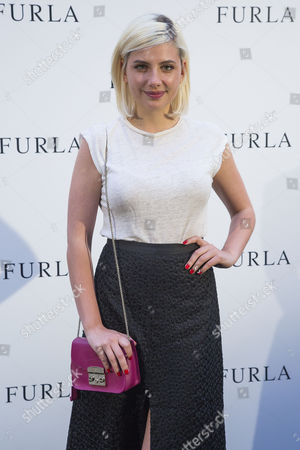 Editorial picture of Furla Bags party at Italian Ambassy in Madrid, Spain - 09 Jun 2015