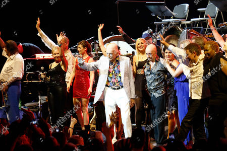 Editorial photo of James Last final concert, Cologne, Germany - 26 Apr 2015