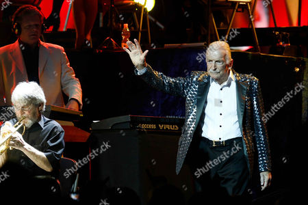Editorial picture of James Last in concert, Cologne, Germany - 2015