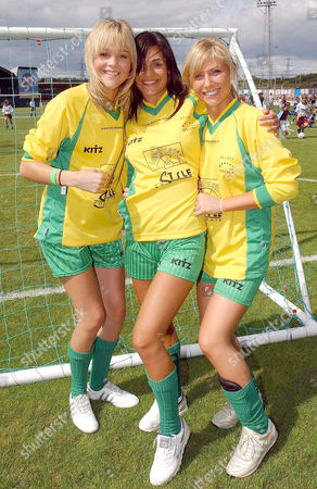 Clea - Aimee Kearsley, Emma Beard and Lynsey Brown