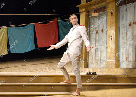 Paul Bhattacharjee as 'Malvolio'