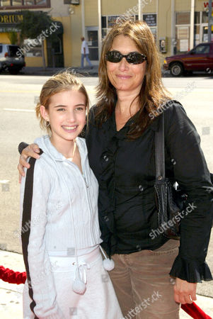 Emma Roberts and Mother Kelly Cunningham