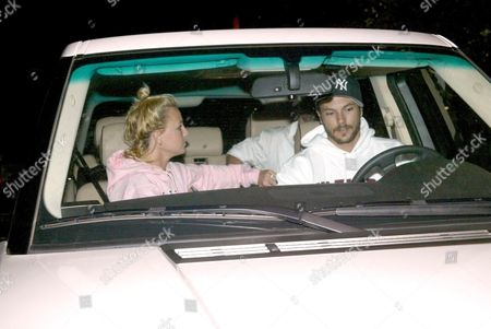 Britney Spears, Kevin Federline and Jamie Spears