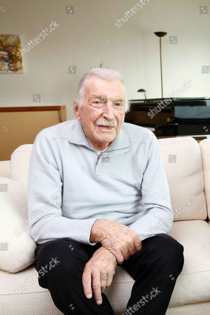 Editorial picture of James Last in Cologne, Germany - 09 Mar 2015