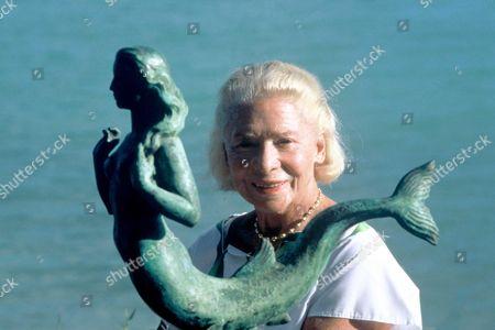 Madame Carven at home, Antilles, Guadaloupe, France