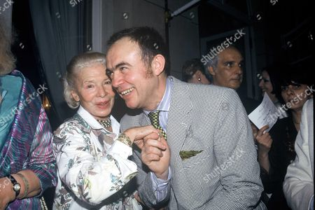 Madame Carven with Christian Lacroix