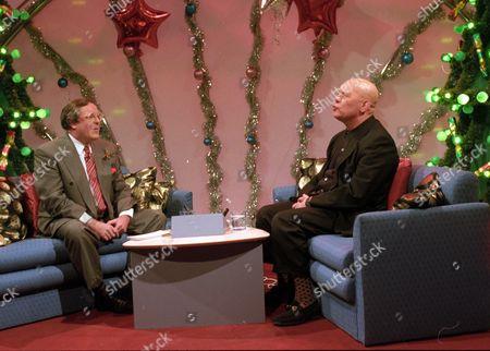 Editorial photo of 'The Richard Whiteley Show' TV Programme. - 1995