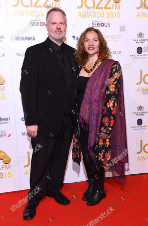 Charlie Wood and Jacqui Dankworth