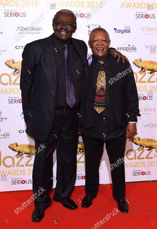 Larry Willis and Hugh Masekela