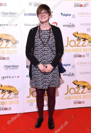 Editorial image of Jazz FM Awards, London, Britain - 10 Jun 2015