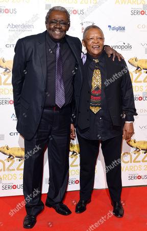Editorial picture of Jazz FM Awards, London, Britain - 10 Jun 2015