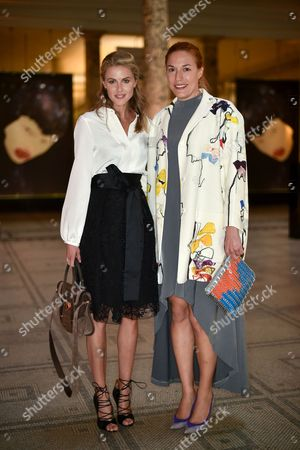 Donna Air and Mary Alice Malone