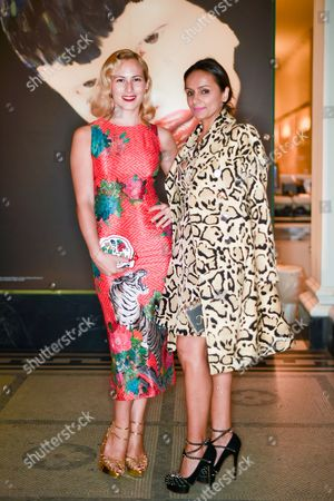 Editorial photo of 'Shoes: Pleasure and Pain' exhibition preview, Victoria and Albert Museum, London, Britain - 10 Jun 2015
