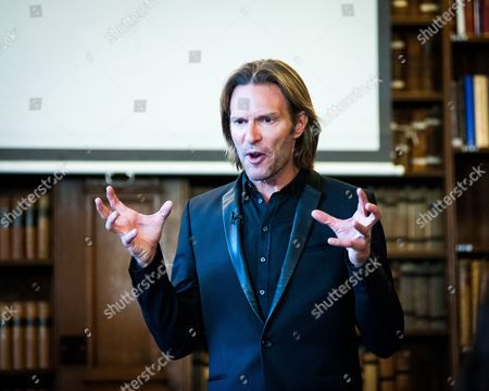 Stock Picture of Eric Whitacre