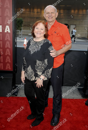 Stock Image of Edie McClurg and guest