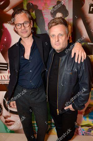 Miles Aldridge and Rankin