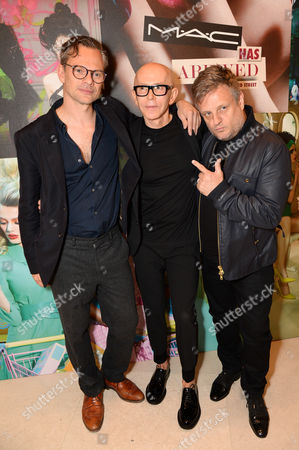 Miles Aldridge, James Gager and Rankin