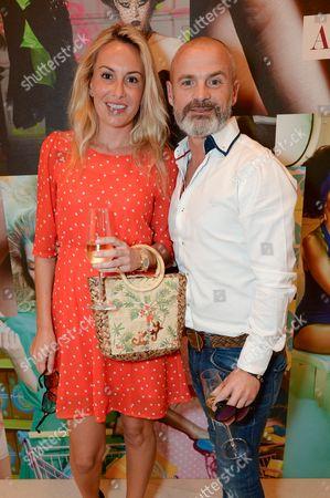 Editorial picture of 'Miles of MAC' launch, Fenwick of Bond Street, London, Britain - 11 Jun 2015