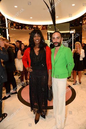 Guest and Lyall Hakaraia