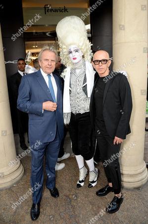 Mark Fenwick, Prince Poppycock and James Gager