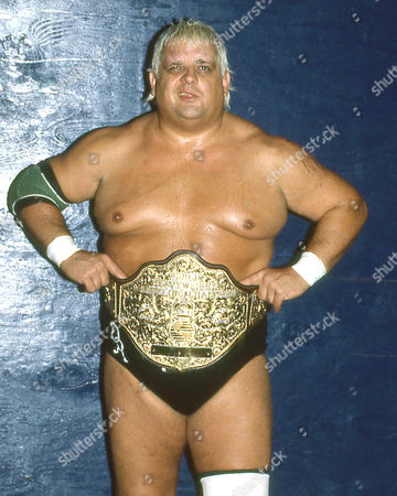 Stock Image of Dusty Rhodes