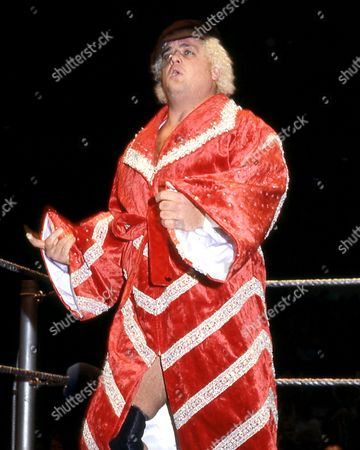 Editorial image of Wrestler Dusty Rhodes dies aged 69, Orlando, America - 11 Jun 2015
