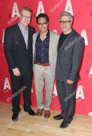 Jeffory Lawson, Rajiv Joseph, Neil Pepe