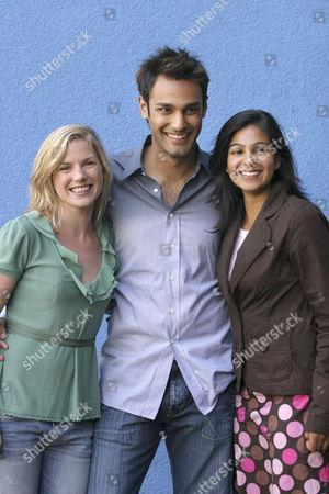 Eva Birthistle, Atta Yaqub and Shabana Bakhsh.