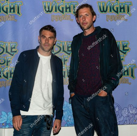 Groove Armada - Tom Findlay and Andy Cato