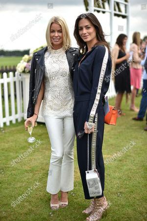 Caroline Stanbury and Saskia Boxford