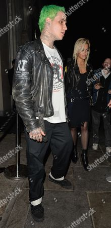 Rita Ora and Ricky Hil