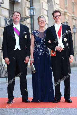 Editorial photo of The wedding of Prince Carl Philip and Sofia Hellqvist, Royal Palace, Stockholm, Sweden - 13 Jun 2015