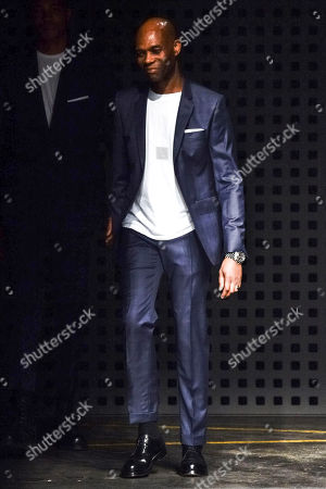 Editorial picture of Casely-Hayford show, London Collections: Men, Spring Summer 2016, London, Britain - 13 Jun 2015