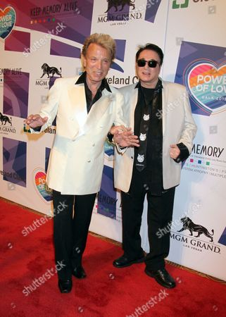 Siegfried Fischbacher, Roy Horn, Siegfried & Roy