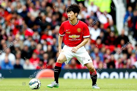 Stock Picture of Ji-Sung Park