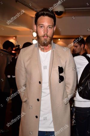 Stock Picture of Billy Huxley