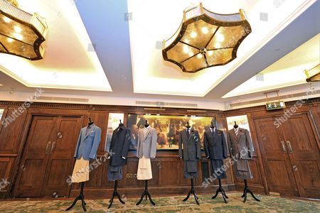 Chester Barrie London Collections Men Spring/Summer 2016