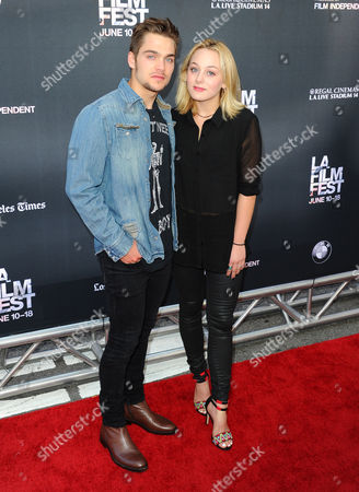 Dylan Sprayberry and Ellery Sprayberry