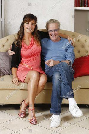 Laetitia Milot and Christopher Lambert