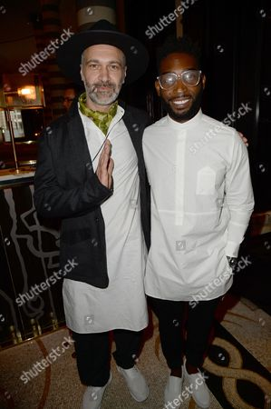 Editorial picture of GQ Closing Dinner, London Collections: Men, Spring Summer 2016, London, Britain - 15 Jun 2015